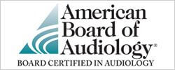 Board Certified in Audiology by the American Board of Audiology